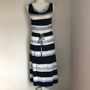 New Old Navy Sleeveless Striped Dress M
